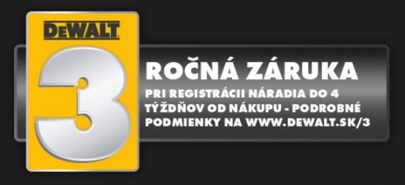 www.ptnaradie.sk DeWALT 3ročná záruka !