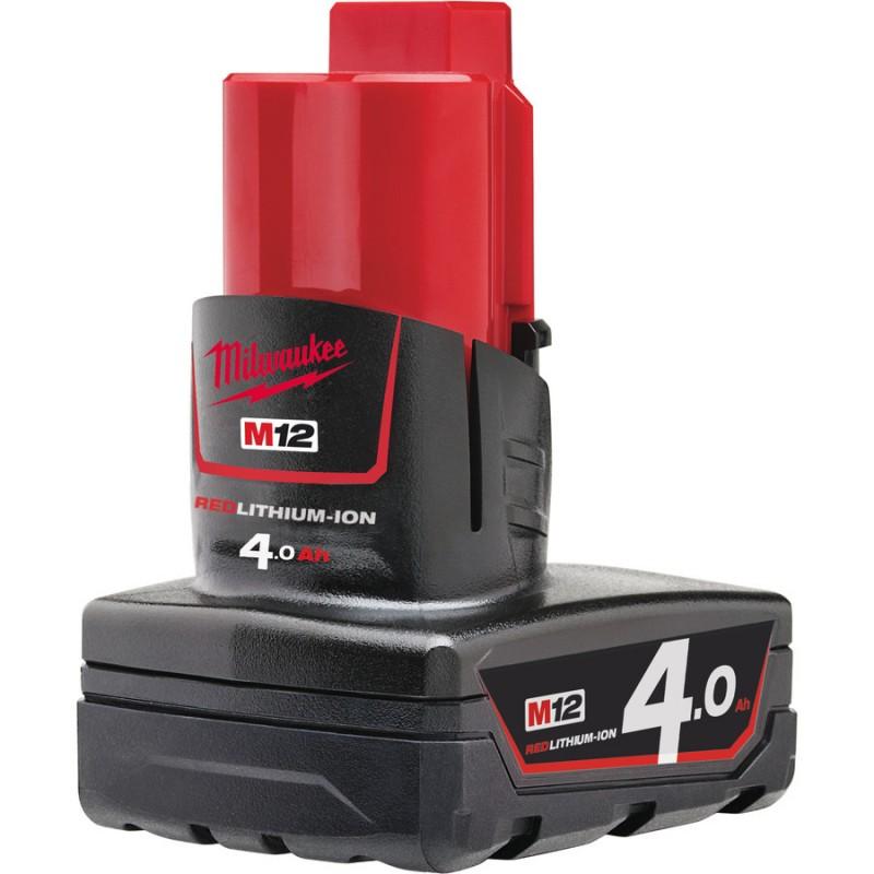 Milwaukee akumulátor 12V 4Ah