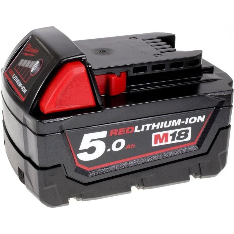 Milwaukee  18V 5Ah akumulátor