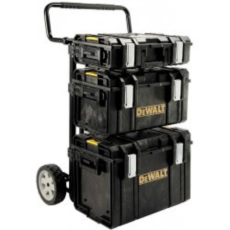 DeWALT vozík s boxami TOUGHSYSTEM
