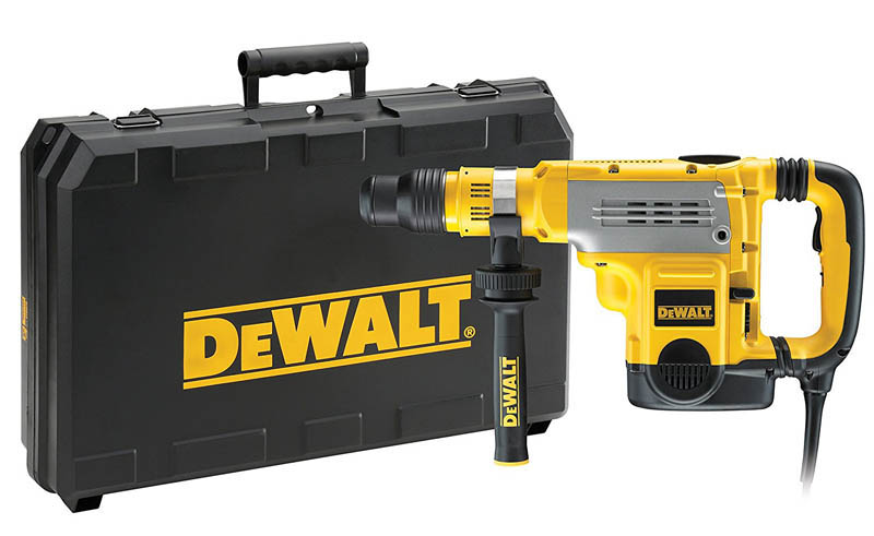 DeWALT kombinované kladivo SDS