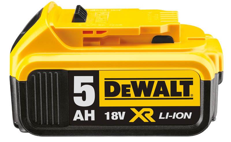 DeWALT  akumulátor 5.0Ah 18V