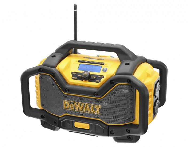 DeWALT rádio a nabíjačka