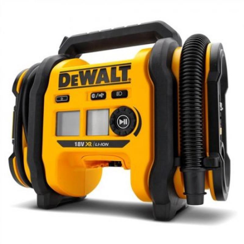 DeWALT DCC018N, aku vzduchový kompresor XR 18V
