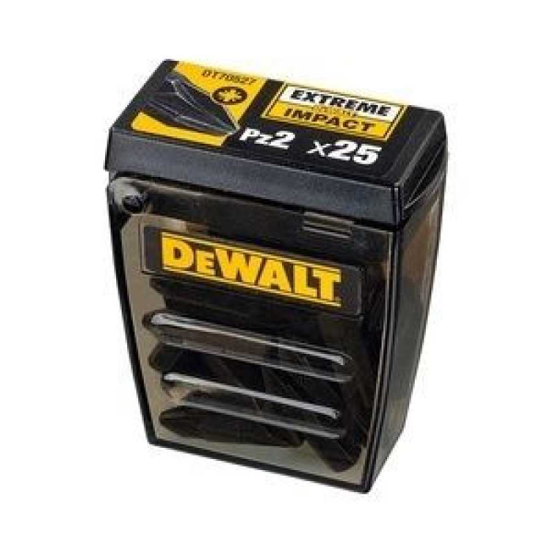 DeWALT DT70556T PZ2 BITY, 25MM TORSION TIC TAC, 25 KS