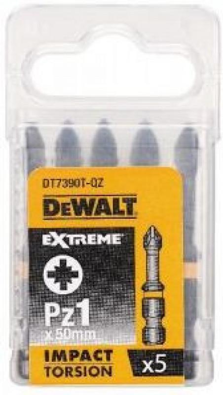 DeWALT DT7390T Sada bitov 5 ks Pozidrive Pz1 EXTREME Torsion