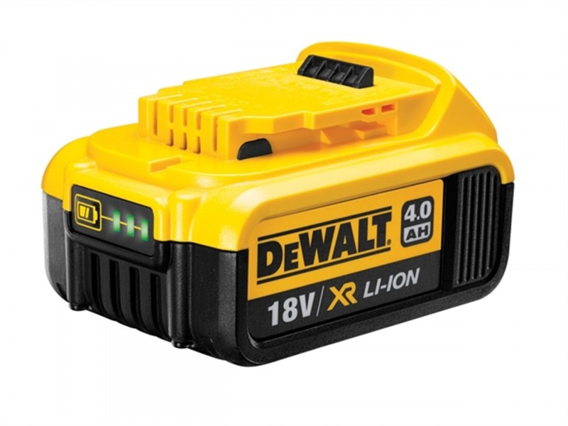 DeWALT akumulátor 4,0Ah 18V