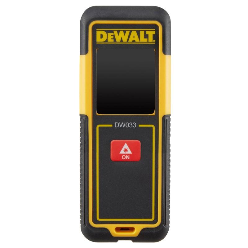 laserový merač vzdialenosti DeWALT