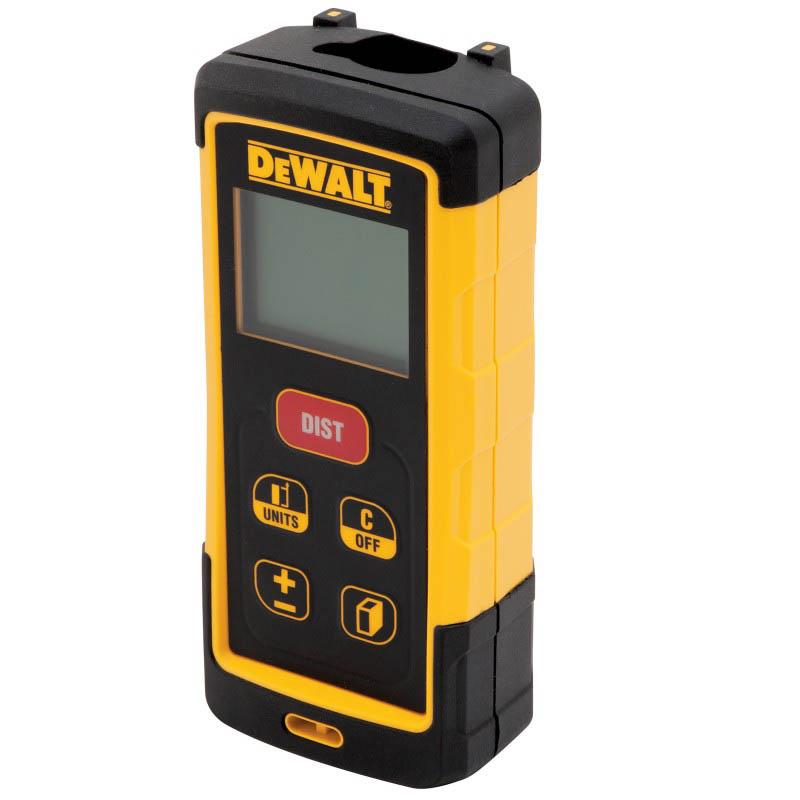DeWALT laserový diaľkomer