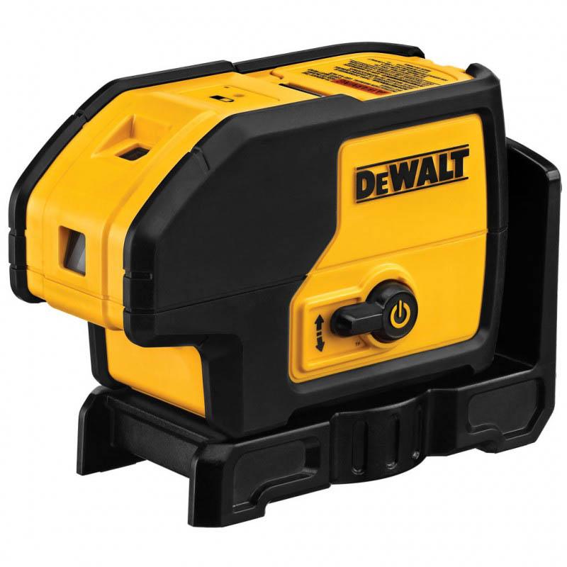 DeWALT samonivelačná laserová olovnica