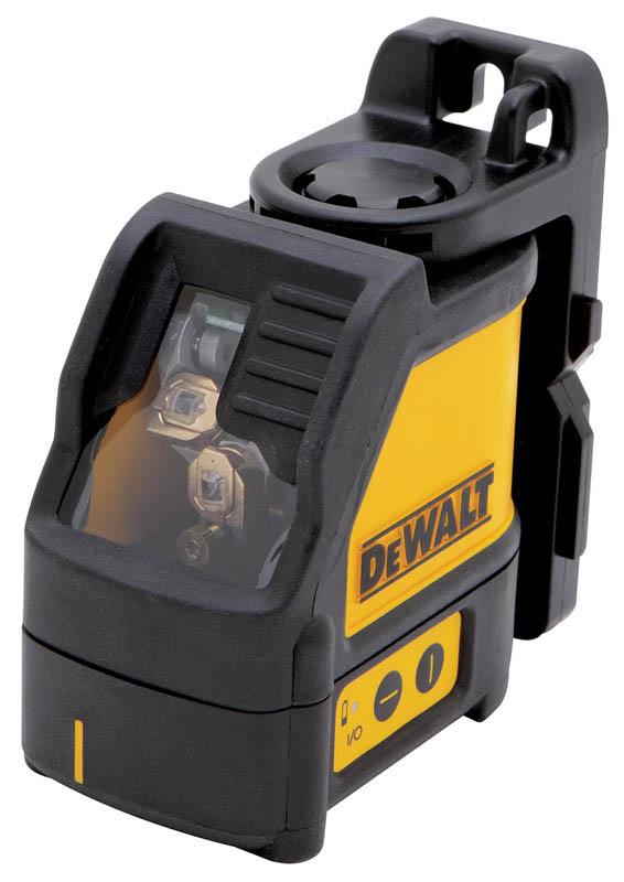 DeWALT laser s laserovým krížom