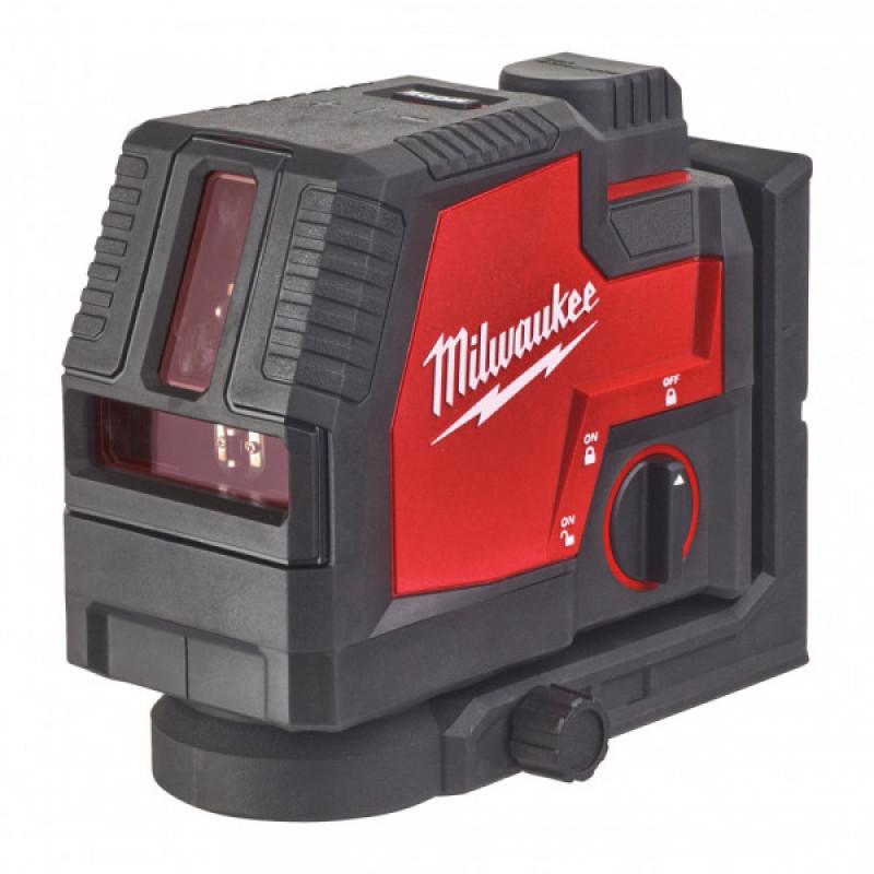 Milwaukee L4 CLL-301C aku krížový laser