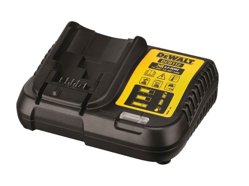 DeWALT DCB112 nabíjačka baterií 10,8 - 18 V XR LI-Ion